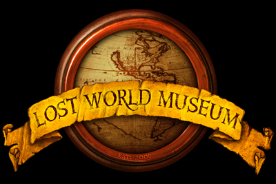 Update: Lost World Museum Launches in 2019