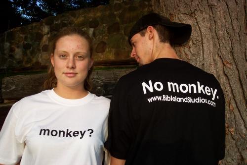 Monkey?…No Monkey!