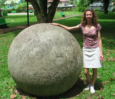 Costa Rican (Megalithic) Stone Spheres